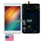 FOR SAMSUNG Galaxy Tab 4 SM-T230NU T230NT Touch Screen+LCD Display+Frame Part