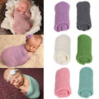 photo props - US Stock Newborn Photography Baby Knit Mohair Wrap Backdrop Blanket Photo Props