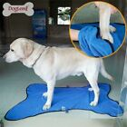 Dog Paw Cleaning Mat Cat Dog High Absorption Bath Towel Doormat Cleaning Doormat
