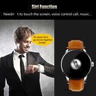 2018 K88H Bluetooth Watch Steel Band Smartwatch Heart Rate Monitor Funtion LOT