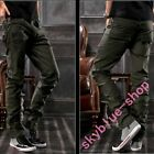 skinny combat trousers - Outwear Military Combat Trousers Hiking Cargo Mens Skinny Long Pants Plus Size