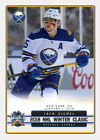 2018 NHL Winter Classic Buffalo Sabres Custom Cards - DROPDOWN MENU OF PLAYERS