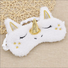 Cute Sleep Unicorn Mask Eye Shade Cover for Girl Kid Teen Blindfold Fashion GD
