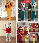 2018 Dog Mascots Costume Party game Cosplay Fancy Dress Adult Size Handmade Gift