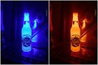 MLB New York Mets Baseball 12 oz Beer Bottle Light LED Man Cave Bar Mens