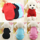 Small Pet Vest Puppy Clothes Dog Cat T-Shirt Princess Outfit Apparel Costume New
