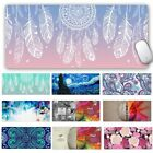 OEM Game 900*400*3MM Rubber Game Mouse Pad Mat Large XL Size Dream catcher