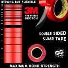 Kyпить 3M VHB 4905 Double Sided Mounting Tape Transparent Clear Long 10M / 33FT Length на еВаy.соm