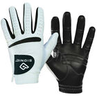 BIONIC RELAXGRIP -BLACK PALM GOLF GLOVE- ORTHOPEDIC PADDED GLOVE LEFT HAND