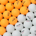 100pcs/30pcs Weweya Ping Pong Balls 3-Star 40mm Table Tennis Balls Plastic Balls
