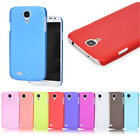 Thin Soft TPU Gel Frosted Matte Case Cover For Samsung Galaxy S4 S IV i9500