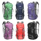 Out of doors Camping Travel Rucksacks Backpack Climbing Shoulders Bag Polyester 60L