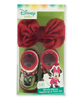 Minnie Mouse Baby Girls' Headwrap & Socks Set