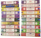 Genuine Incense Sticks Satya Nag Champa Insence Joss 15g Mixed Scents MULTI BUY