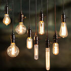 40W E14 E27 Screw Retro Filament Edison Antique Industrial Style Lamp Light Bulb