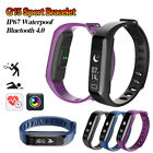 2018 Smart Wristband Pedometer Sleep Calorie Heart Rate blood oxygen Monitor lot