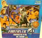FANTASTIC 4 VS. DR. DOOM GAME ~ NEW AND STILL SEALED BY PRESSMAN (2005)