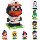 MLB Baseball 3D BRXLZ Mascot Puzzle Construction Block Set - Pick Team! on Ebay