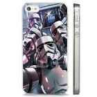 Star Wars Funny Selfie Stormtrooper CLEAR PHONE CASE COVER fits iPHONE 5 6 7 8 X