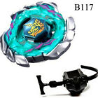 Beyblade 4D Metal Master Fusion Top Rapidity Fight Launcher Grip Set Kids Toy US фото