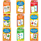 Flash Cards Kids Educational Early Learning Brighter Child Practice 11 New Cards