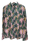 """Catch Jeans - """"Palm Tree"""" Casual Fit Shirt For Men"""