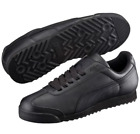 Внешний вид - Kids All Black Puma Roma Classic Comfort Running Sneakers Training School Shoes