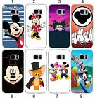 s4 mini model no - Cover case plastic mickey minnie jerry mouse for models Samsung Galaxy
