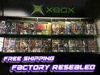 XBOX Games,Original, Tested, Microsoft, drop down, Factory resealed