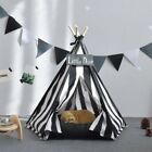 Pet Teepee Dog Cat Bed Portable Pet Tents House Pupp Durable Kitten Kennel Tent
