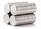 100 Rare Earth Magnets Neodymium Round Disk Super Strong Large Sizes USA Seller