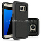 Samsung Galaxy S8 S8+ S7 S7 Edge S6 S6 Edge S3 S3 Mini Shock Proof Case Cover <br/> S8 S8 Plus ✔Builder Hybrid Dual Layers Pouch ✔UK Stock