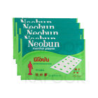 NEOBUN PLASTER MENTHOL PATCH RELIEF MUSCULAR PAIN ANALGESIC