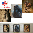 Art - Horse Oil color Wall Painting Canvas Picture Art Print Unframed Mural Home Decor