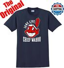 Long Live Chief Wahoo Cleveland Indians Adult T Shirt S-5XL T-SHIRT THE ORIGINAL