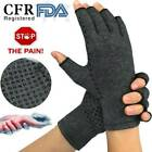 CFR Compression Gloves Carpal Tunnel Arthritis Joint Pain Promote Circulation RW