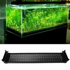 Fish Tank Aquarium LED Lighting 50CM-68CM Extendable Frame Lamp SMD 72 Leds 11W