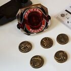 Power Rangers Mighty Morphin Movie Electronic Legacy Morpher Coin Lot Dinosaurs