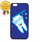 Tooth Dentist Phone Case Galaxy S Note Edge iPhone 5 6 7 8 9