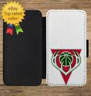 Milwaukee Bucks White Wallet Phone Case for iPhone 5 6 7 8 X XS Max XR on eBay