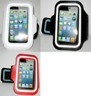 iPHONE 5S & iPHONE 5 SPORTS ARMBAND PHONE COVER CASE POUCH GYM RUNNING CYCLING