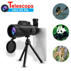 MOGE 40X HD Zoom Lens Optical Camera Mobile Phone Telescope Clip For iPhone 8/X