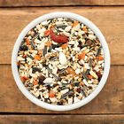 Tropical Parrot Food with Fruit Mix, Macaw, African Grey, Bird  FREE & FAST Post