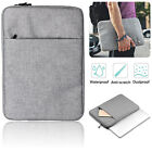 Laptop Sleeve Case Bag Cover Sleeve Pouch for 13 15inch Macbook Air Notebook US