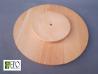 LAZY SUSAN SUZIE ROTATING ROUND WOODEN TRAY BOARD PLATE TURNING PIZZA CHESSE BIG