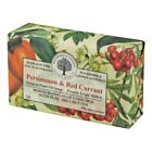 Wavertree & London French Triple Milled Persimmon & Currant Moisturizing Soap
