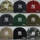"""New York Yankees """"FLEX FIT"""" CAP ⚾PRIMARY MLB PATCH/LOGO ⚾3 Sizes ⚾14 Colors ⚾NEW"""