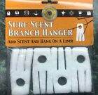 NEW SETS OF 4 Do-All Outdoors Sure Scent Branch Hangers -  FREE SHIPPING
