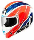 Icon Airframe Pro Maxflash Red/Blue/White Motorcycle Helmet