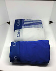 NWT Men's Calvin Klein High Quality Cotton Stretch 3pk Low Rise Trunks Underwear